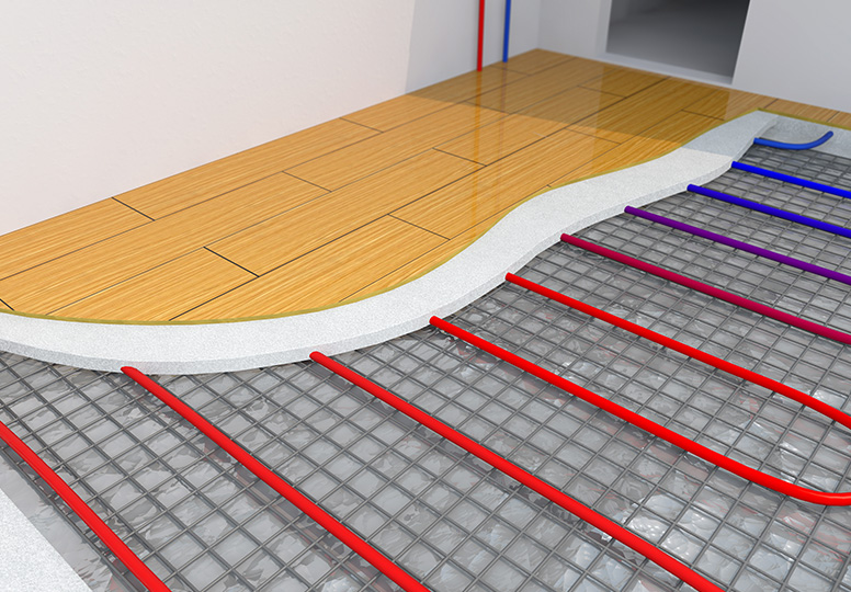 What Is Radiant Heating Plymouth Plumbing Amp Heating